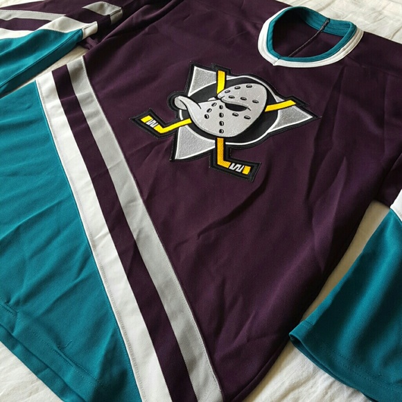 CCM Other - Vintage CCM Anaheim Mighty Ducks Jersey NHL f9debe3f1